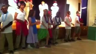 Merry Christmas in Hawaiian, Concordia Parish Academy Christmas play
