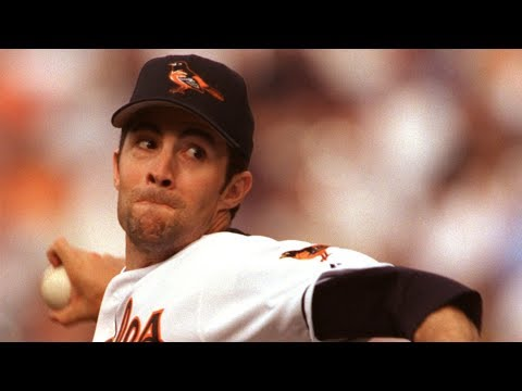 Mike Mussina's Pitching Repertoire