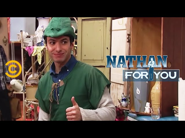 Nathan for You' - Stream This Hilarious Comedy Central Show