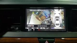 올뉴K7 순정내비연동 옴니뷰NS