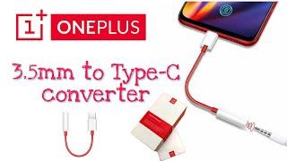 Unboxing 3.5mm to Type-C converter. #whatsintheBox