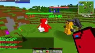 A gangue do Mau Ep #1-Minecraft Mod Pokemon Multiplayer
