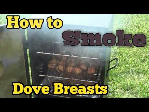 How To Smoke Dove Breasts