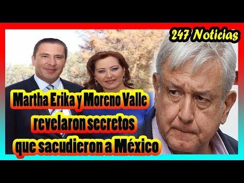 Martha Erika y Moreno Valle revelaron secretos que sacudieron a México.