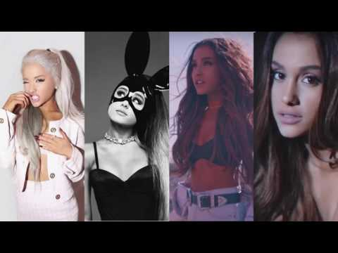 """Focus Into You, Greedy Dangerous Woman"" - Ariana Grande Minimix"