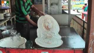 17 Types Of Dosa Making Styles In Indian Streets