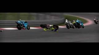 MOTO GP 08  Launch Trailer -- Ps 3 & Xbox 360 !!