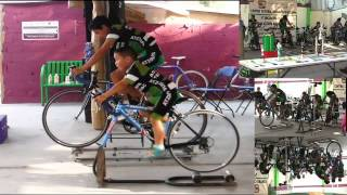 Exhibicion de Ciclismo de San Pedro Atzompa