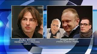 Pismo Željka Mitrovića Dušanu Teodoroviću. Draganu Đilasu i Marku Bastaću, 06.12.2019.