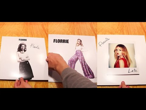 FLORRIE VINYL COLLECTION | Including: Introduction, Experiments & Late
