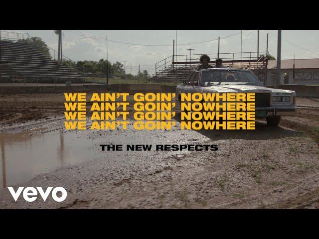 We Ain't Goin' Nowhere