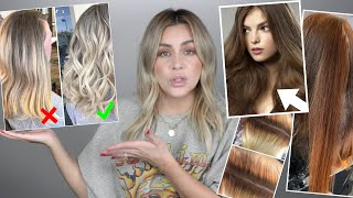 How To Fix these 3 Major Hair Color Mistakes