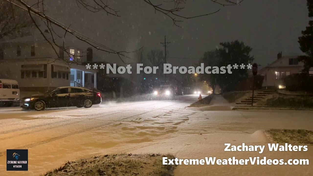 12-15-2019 Lafayette, IN Winter Snow Impacts