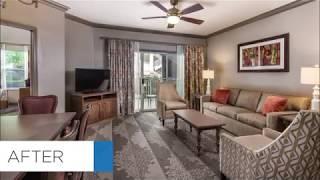 CLUB WYNDHAM Timeshare Resort Renovations - 2018