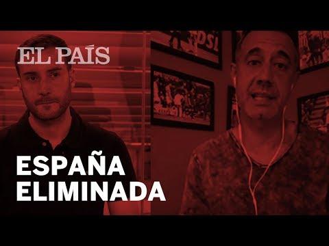 España eliminada del Mundial   El VAR de EL PAÍS   Deportes