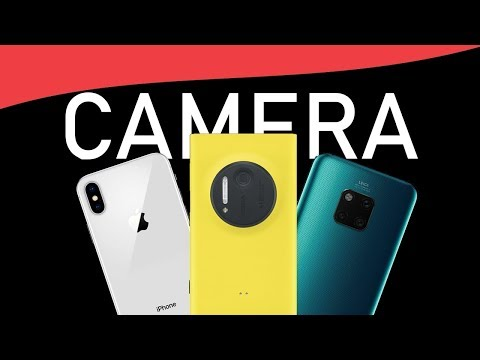 Most Innovative Camera Smart Phones!