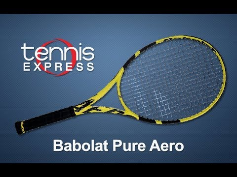 Babolat Pure Aero 2019 Tennis Racquet Review | Tennis Express