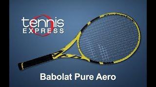 Babolat Pure Aero 2019 Tennis Racquet Review | Tennis Express