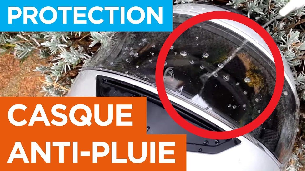 protection anti pluie pour casque moto pour visibilit et s curit traitement. Black Bedroom Furniture Sets. Home Design Ideas