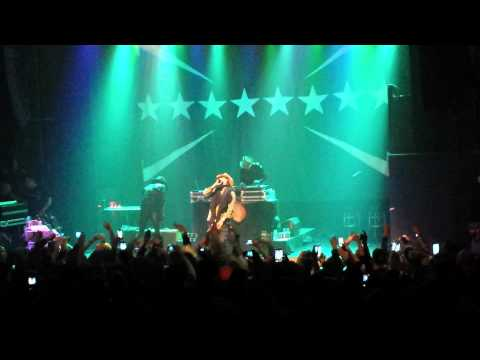 Yelawolf Honey Brown Live NYC 2014