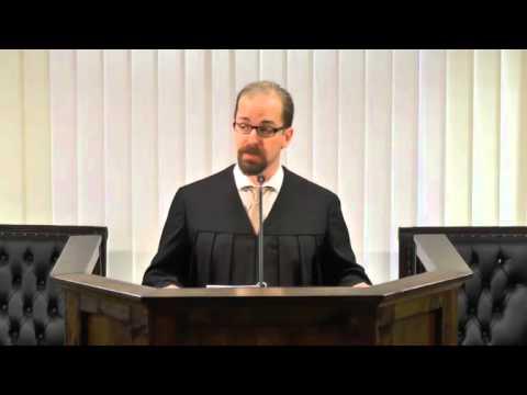 Gottesdienst am 24. Januar 2016 • Israel – Der Gottesstreiter
