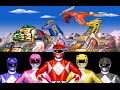 Mighty Morphin Power Rangers: The Fighting Edition (SNES) Playthrough - NintendoComplete