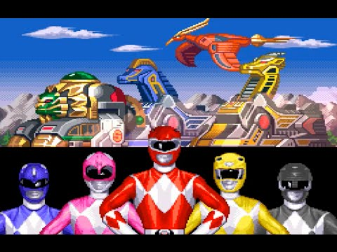 mmpr fighting edition