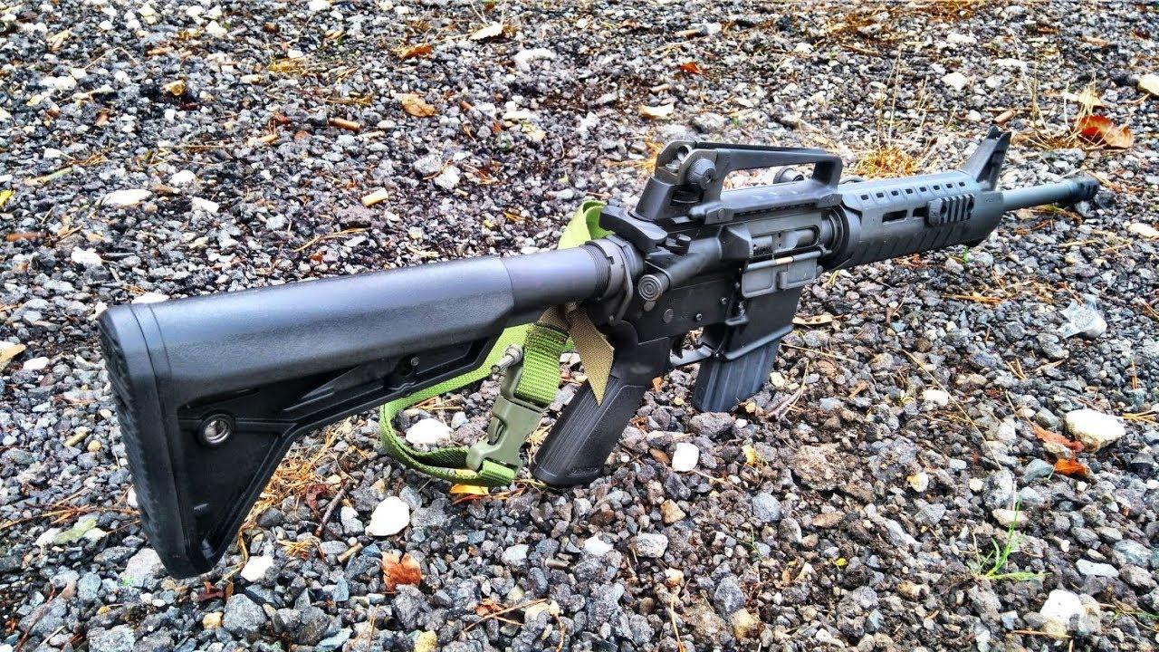 Bushmaster XM15-E2S (M4A3)