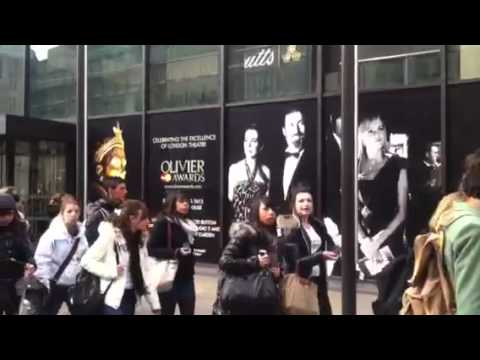 Olivier Awards - Coutts & Co
