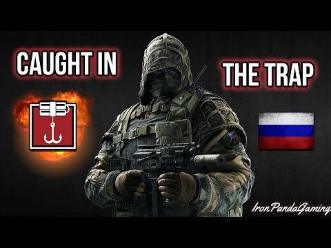 Rainbow Six Siege l GETTING BACK TO GOLD l Get Caught In The Trap l 1080p 60fps l PC