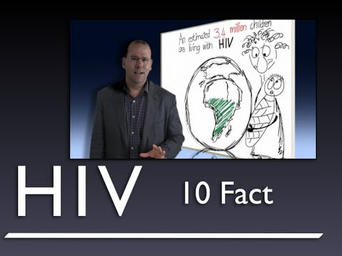 Global Health: 10 facts about HIV