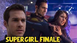 Supergirl 2x22 Finale Nerdgasm Recap | Supergirl Season 2 Finale End Scene Explained