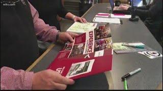 Prospective students visit USC
