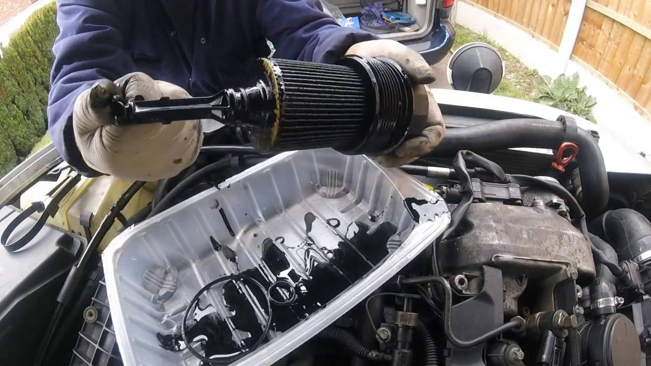 Mercedes Ml 270 Cdi Youtube 2001 Ml320 Fuel Filter Replacement How To Change Engine Oil