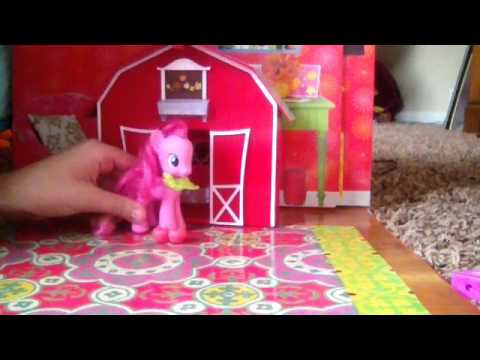 """""""What My Cutie Mark Is Telling Me"""" My little pony toys  **OLD**"""