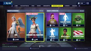 FORTNITE SHOP 12 JENNAIO - PIGRONE STEP, RED NASO INCURSOR, ARK UND MEHR