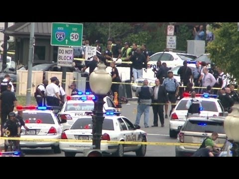 Gunfire reported at U.S. Capitol