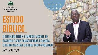 Estudo Bíblico (21/05/2020) - Igreja Presbiteriana Itatiaia