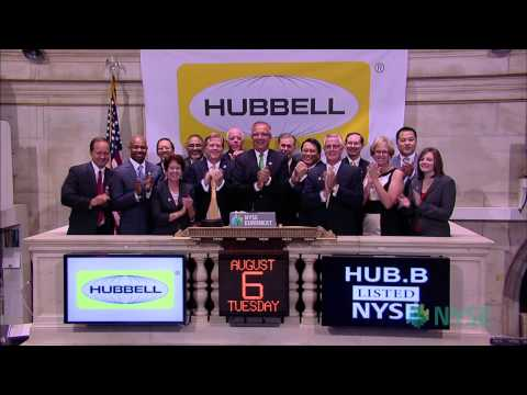 Hubbell Incorporated Celebrates its 125th Anniversary