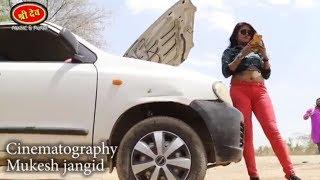 पेहली बार Nisha Jaiswal ROCKING STYLE में मै गावा का देसी छोरा Latest Rajasthani DJ Song 2018