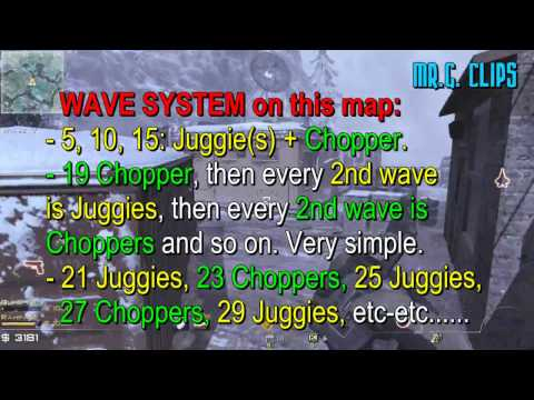 COD:MW3 Survival SOLO - OUTPOST Strategy Guide
