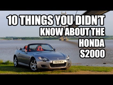 10 Things You Didn't Know About The Honda S2000