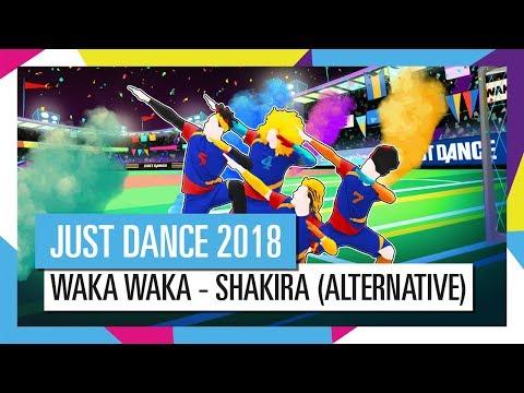 WAKA WAKA - SHAKIRA ALTERNATIVE  JUST DANCE 2018