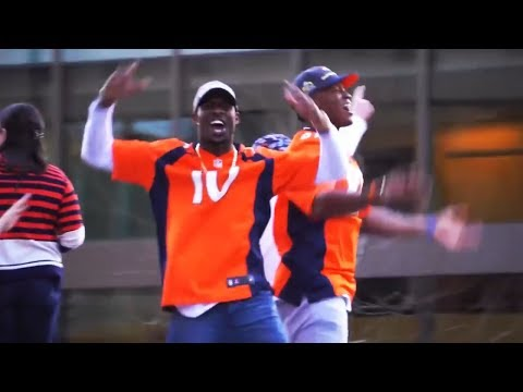 Denver Broncos Champion Song 2716 DADubb featuring Ray Ray Produced  Diz White