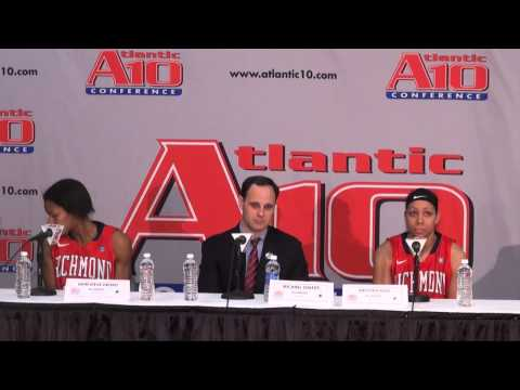 #A10WBB Championship - Richmond Post Game Press Conference