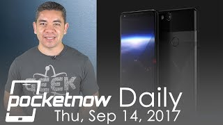 Google Pixel 2 event is official! iPhone X fast charging & more - Pocketnow Daily