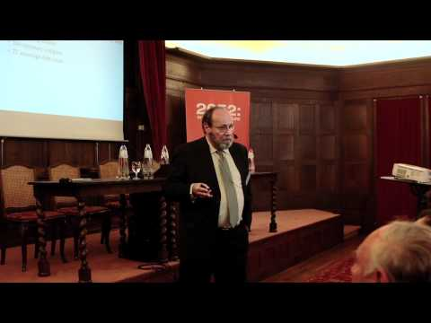 """""""Money and Sustainability - the Missing Link"""" PRESENTATION BY BERNARD LIETAER"""