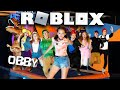 Roblox Obby In Real Life