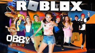 Roblox Obby In Ręal Life