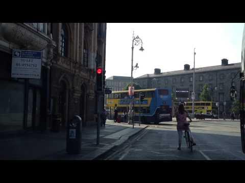 Drive through Dublin July 11th 2013